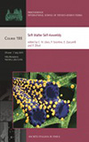 Proceedings of the International School of Physics 'Enrico Fermi' 193 'Soft Matter Self-Assembly'