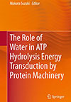 The Role of Water in ATP Hydrolysis Energy Transduction by Protein Machinery(分担執筆)